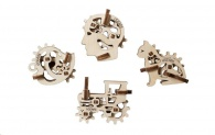 UGEARS Model U-Fidget Tribiks