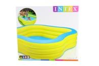 INTEX Bazén čtverec 229 x 229 x 56 cm 57495