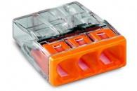 Spojovací krabicová svorka COMPACT 2273-203
