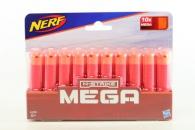 Nerf Mega náhradní šipky 10 ks
