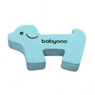 Zarážka na dvere Baby Ono psík modrý BABY ONO