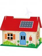 Detský drevený EKO domček pre bábiky Viga Viga