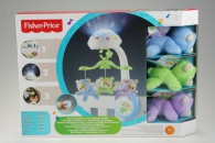 Fisher Price kolotoč nad postýlku motýlci CDN41 TV 1.10.-31.12.