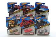 Hot Wheels Marvel kultovní angličák BDM71