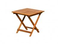 Zahradní odkládací stolek IPSWICH, skládací