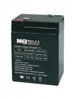 Pb akumulátor MHB VRLA AGM 6V/4,5Ah Hadex