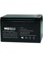 Pb akumulátor MHB VRLA AGM 12V/7Ah (MS7-12)-faston 6,3 mm Hadex
