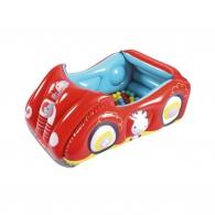 Detské nafukovacie autíčko Fisher-Price s loptičkami FISHER PRICE
