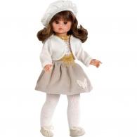 Luxusná detská bábika-dievčatko Berbesa Roberta 42cm Berbesa