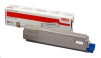 Oki Toner Magenta do C801/C821 (7 300 stránek)