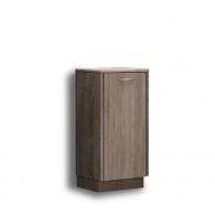 Koupelnová nízká skříňka OLIVIA TR12, dub sonoma truffle