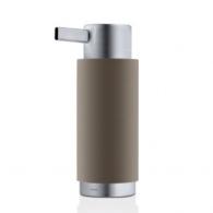 Dávkovač tekutého mýdla Ara, nerez, šedohnědá