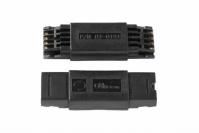 GN P10 adapter Jabra - adaptér konektorů Jabra QD / Plantronics QD