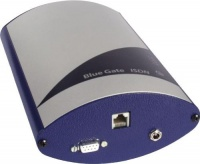 031 Alphatech - GSM brána Blue Gate ISDN Single synchro