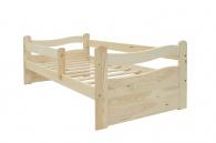 Dětská postel VLNA