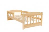 Masivní dětská postel MAJA