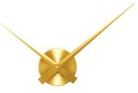 Designové nástěnné hodiny KA4348GD Karlsson 44cm