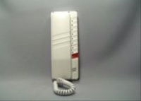 4FP21055.201 Tesla - DT 93 Domácí telefon bílý 4+n
