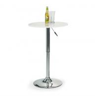 Barový stolek SB-1 bílý