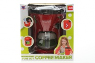 Kávovar baterie