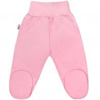 Dojčenské polodupačky New Baby Classic II ružové NEW BABY