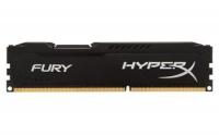 HyperX FURY 8GB (1x8 GB) DDR3, černé