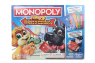 Monopoly Junior Electronic Banking CZSK TV 1.10.-31.12.2018
