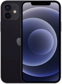 Apple iPhone 12 64GB, BLACK
