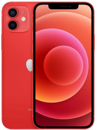 Apple iPhone 12 64GB, (PRODUCT) RED